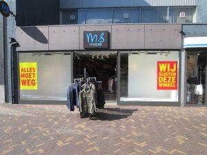 M&S Mode Veenendaal verdwijnt