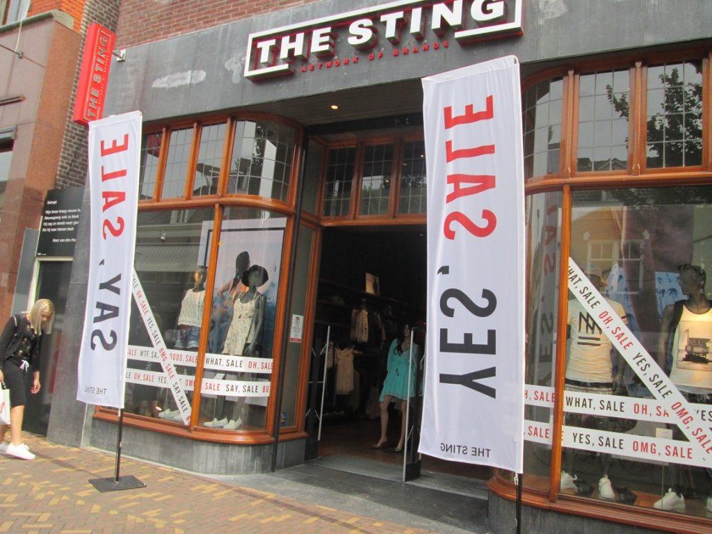 Sting Kleding.The Sting Winkels In Veenendaal