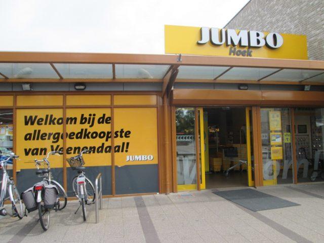 Jumbo Hoek Ronde Erf