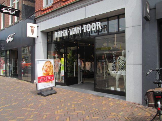 Anna van Toor