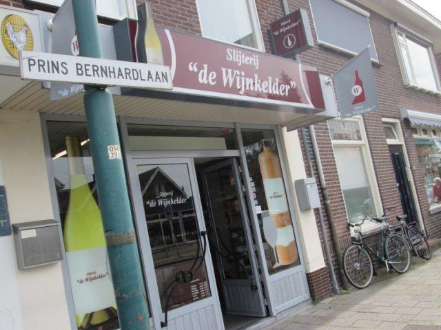Slijterij de Wijnkelder