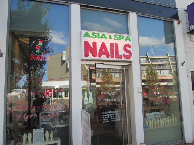 Asia Nails & Spa