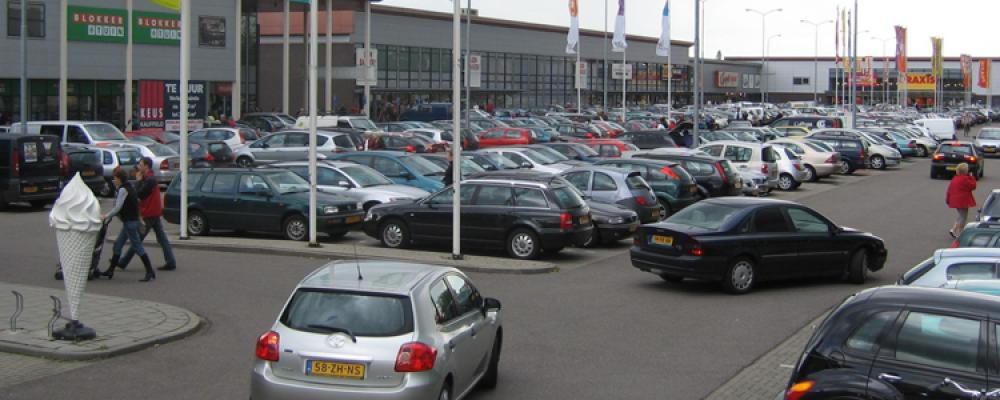 Woonwinkels in Veenendaal