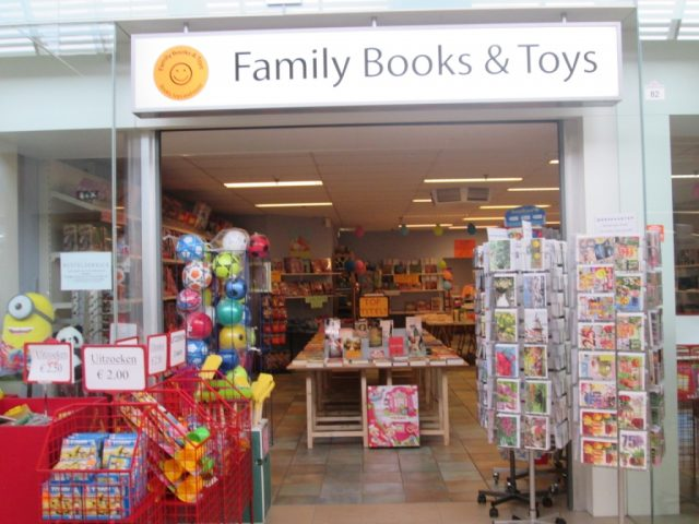 Family Books & Toys