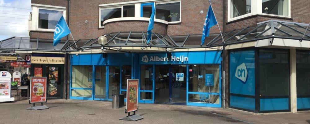 Winkelcentra in Veenendaal