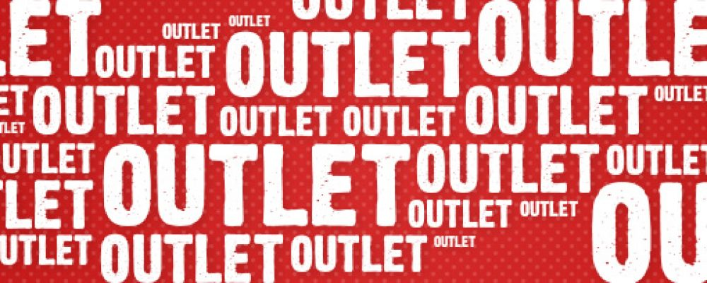Outlet Winkels in Veenendaal