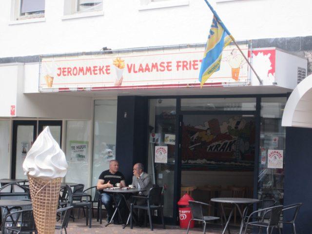 Jerommeke Vlaamse frieten