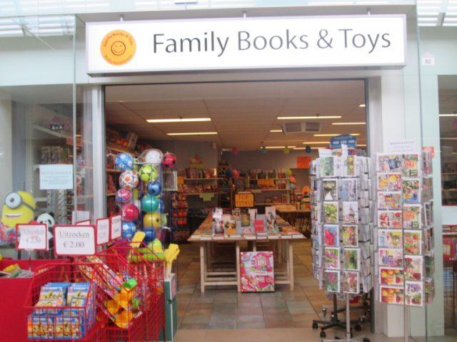 Family Books & Toys