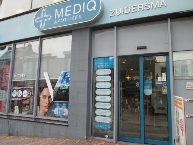Mediq Apotheek Zuidersma